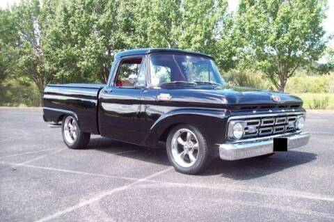 1964 Ford F-100 for sale at Haggle Me Classics in Hobart IN