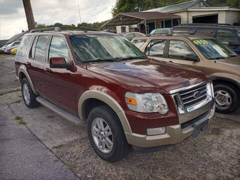 2010 Ford Explorer for sale at Rocket Center Auto Sales in Mount Carmel TN