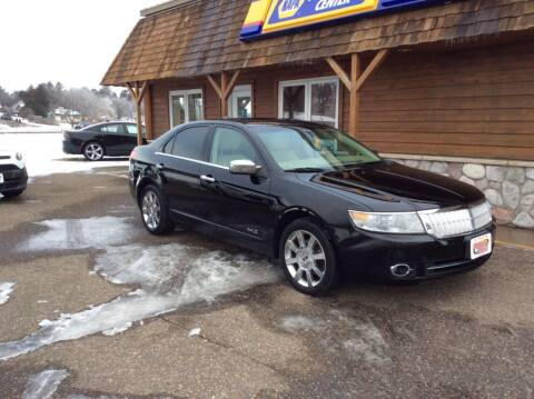 2007 Lincoln MKZ for sale at MOTORS N MORE in Brainerd MN