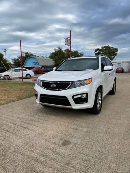 2012 Kia Sorento for sale at Vamos-Motorplex in Lewisville TX