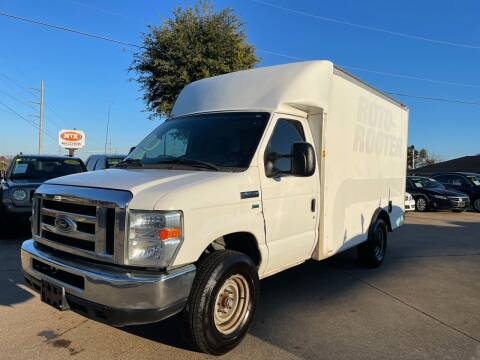 2012 Ford E-Series Chassis for sale at CityWide Motors in Garland TX
