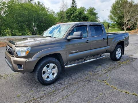 2013 Toyota Tacoma for sale at Smith's Cars in Elizabethton TN