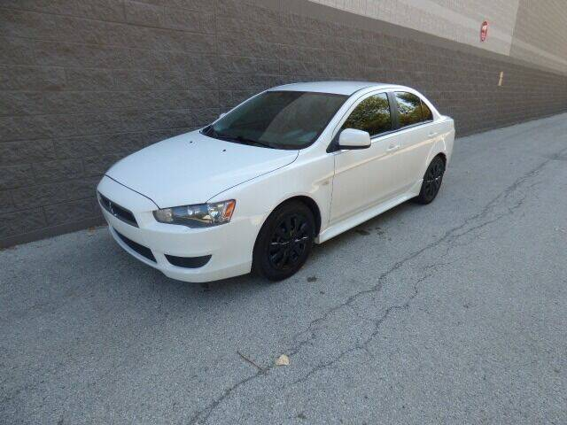 2012 Mitsubishi Lancer for sale at Kars Today in Addison IL