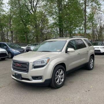 2014 GMC Acadia for sale at RUSH AUTO SALES in Burlington NC