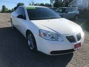 2007 Pontiac G6 for sale at FUSION AUTO SALES in Spencerport NY