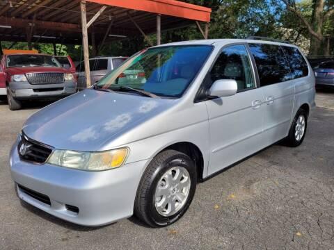 2004 Honda Odyssey for sale at G & Z Auto Sales LLC in Marietta GA