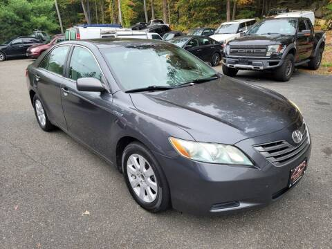 2008 Toyota Camry Hybrid for sale at Ramsey Corp. in West Milford NJ