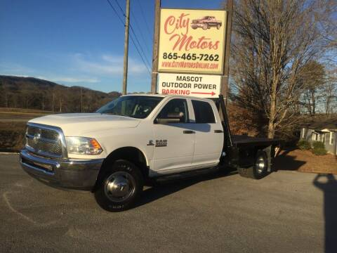 2017 RAM Ram Chassis 3500 for sale at City Motors in Mascot TN