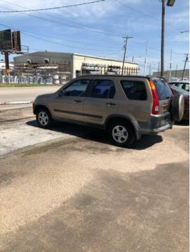 2004 Honda CR-V for sale at Jerry Allen Motor Co in Beaumont TX