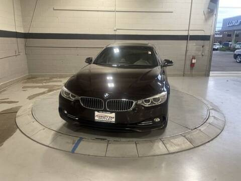 2016 BMW 4 Series for sale at Luxury Car Outlet in West Chicago IL