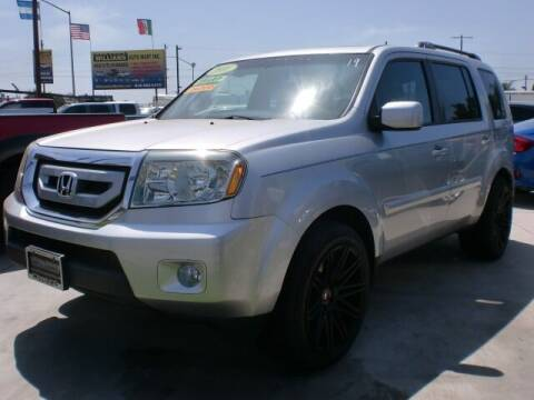 2011 Honda Pilot for sale at Williams Auto Mart Inc in Pacoima CA