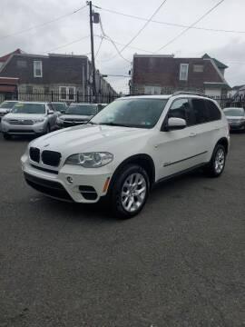2012 BMW X5 for sale at Key & V Auto Sales in Philadelphia PA