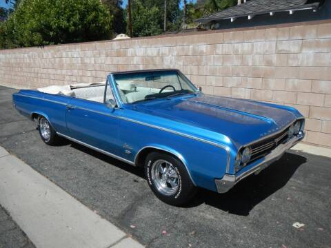 1964 Oldsmobile Cutlass for sale at California Cadillac & Collectibles in Los Angeles CA