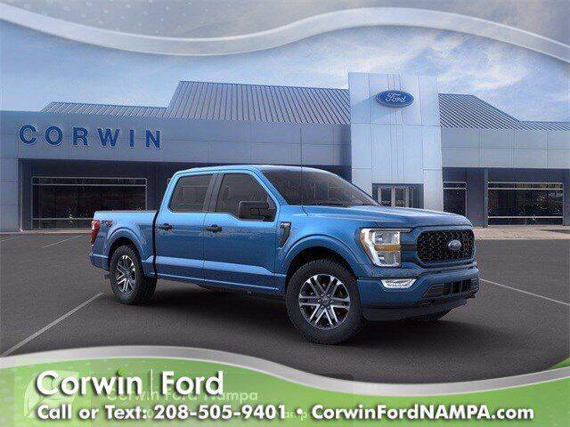 2021 Ford F-150 for sale in Nampa, ID