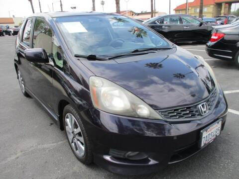 2013 Honda Fit for sale at F & A Car Sales Inc in Ontario CA