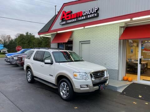 2008 Ford Explorer for sale at AG AUTOGROUP in Vineland NJ