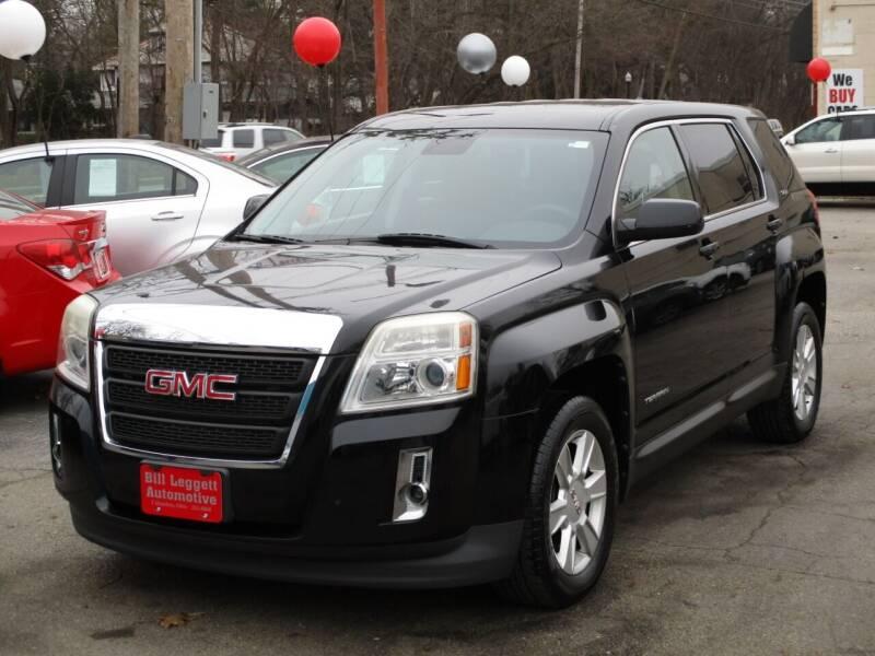 2012 GMC Terrain for sale at Bill Leggett Automotive, Inc. in Columbus OH