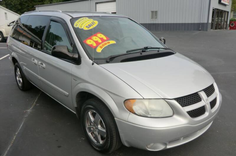 2004 Dodge Grand Caravan for sale at Glory Motors in Rock Hill SC