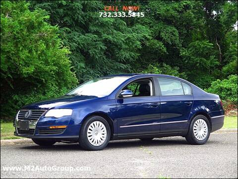 2006 Volkswagen Passat for sale at M2 Auto Group Llc. EAST BRUNSWICK in East Brunswick NJ