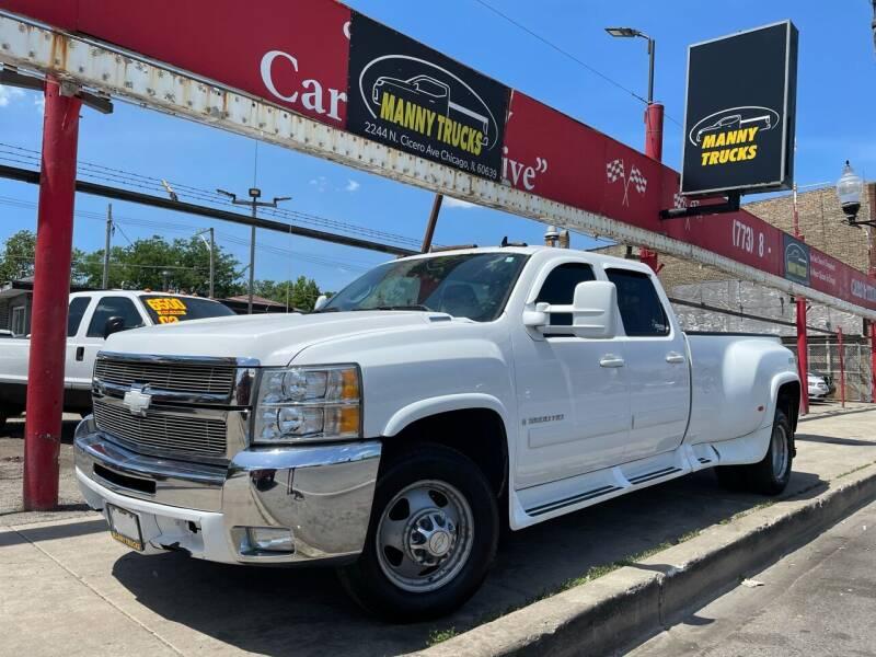 2008 Chevrolet Silverado 3500HD for sale at Manny Trucks in Chicago IL