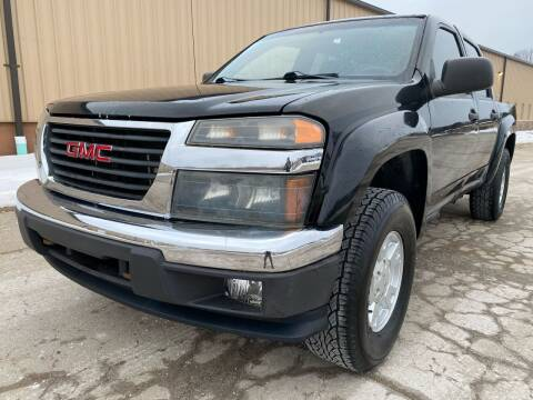 2006 GMC Canyon for sale at Prime Auto Sales in Uniontown OH