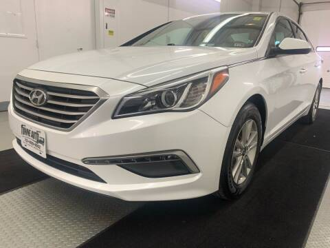 2015 Hyundai Sonata for sale at TOWNE AUTO BROKERS in Virginia Beach VA