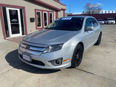 2012 Ford Fusion for sale at Sexton's Car Collection Inc in Idaho Falls ID