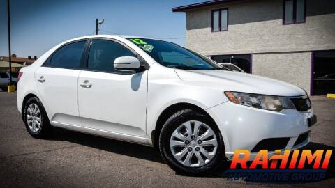 2012 Kia Forte for sale at Rahimi Automotive Group in Yuma AZ