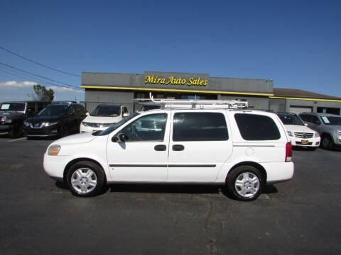 2008 Chevrolet Uplander for sale at MIRA AUTO SALES in Cincinnati OH