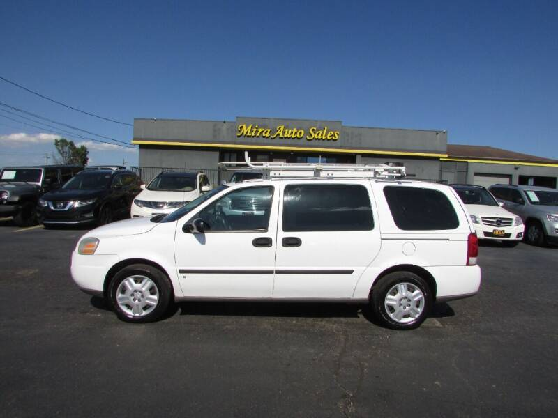 2008 Chevrolet Uplander for sale in Cincinnati, OH