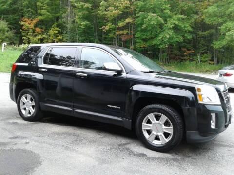 2013 GMC Terrain for sale at Quest Auto Outlet in Chichester NH