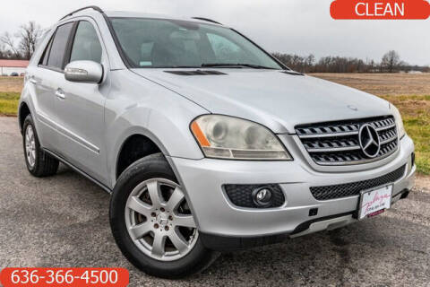2007 Mercedes-Benz M-Class for sale at Fruendly Auto Source in Moscow Mills MO