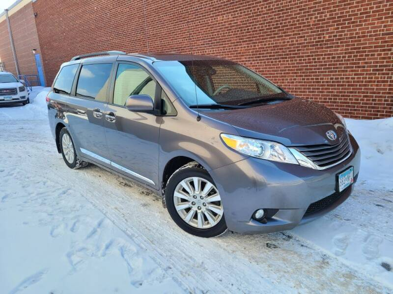 2014 Toyota Sienna for sale at Minnesota Auto Sales in Golden Valley MN