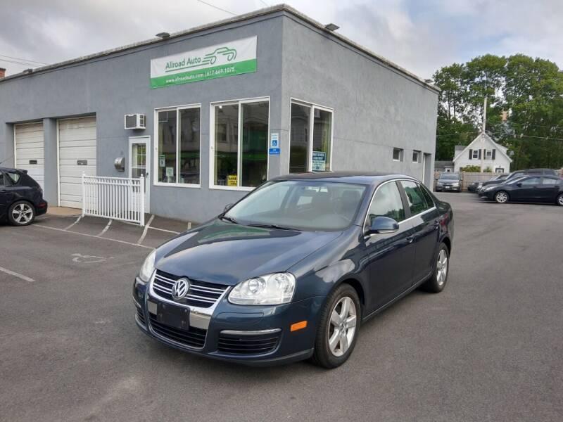 2009 Volkswagen Jetta for sale in Whitman, MA