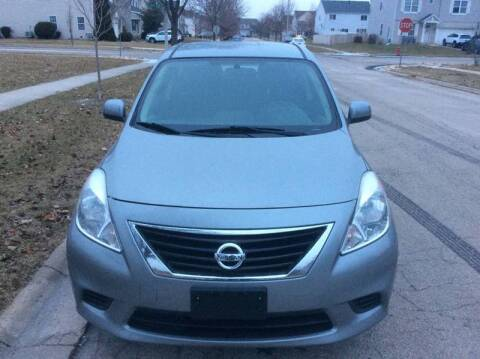 2014 Nissan Versa for sale at Luxury Cars Xchange in Lockport IL