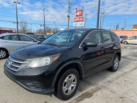 2013 Honda CR-V for sale at 4th Street Auto in Louisville KY