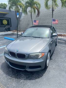 2013 BMW 1 Series for sale at YOUR BEST DRIVE in Oakland Park FL