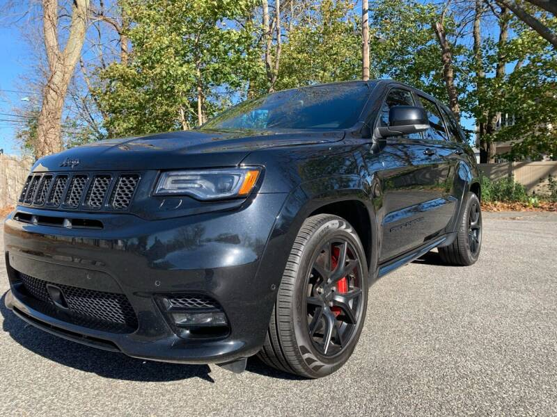 2018 Jeep Grand Cherokee for sale at Long Island Exotics in Holbrook NY