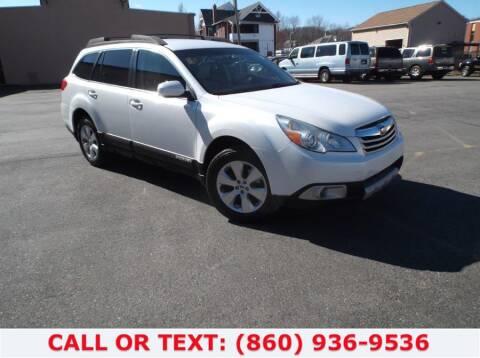 2012 Subaru Outback for sale at Lee Motor Sales Inc. in Hartford CT