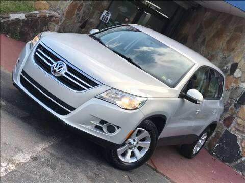2009 Volkswagen Tiguan for sale at Atlanta Prestige Motors in Decatur GA