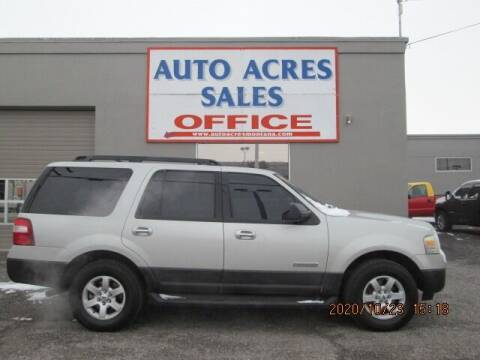 2007 Ford Expedition for sale at Auto Acres in Billings MT