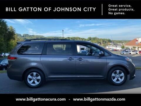 2011 Toyota Sienna for sale at Bill Gatton Used Cars - BILL GATTON ACURA MAZDA in Johnson City TN