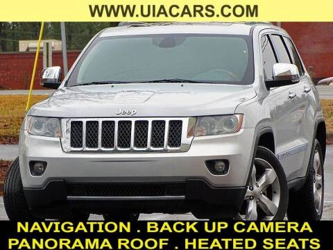2012 Jeep Grand Cherokee for sale at Used Imports Auto - Lawrenceville in Lawrenceville GA