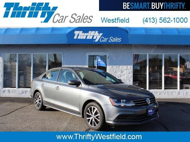 2017 Volkswagen Jetta for sale at Thrifty Car Sales Westfield in Westfield MA