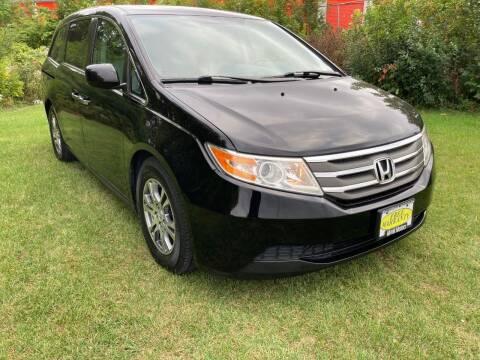 2013 Honda Odyssey for sale at M & M Motors in West Allis WI