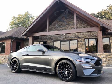 2019 Ford Mustang for sale at Auto Solutions in Maryville TN