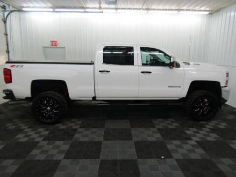 2018 Chevrolet Silverado 2500HD for sale at Michigan Credit Kings in South Haven MI