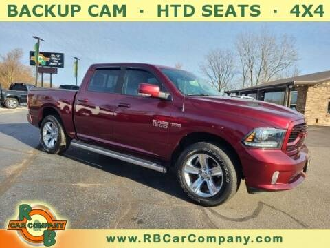 2018 RAM Ram Pickup 1500 for sale at R & B CAR CO - R&B CAR COMPANY in Columbia City IN