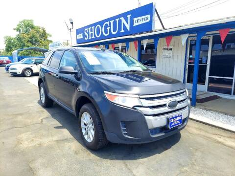 2013 Ford Edge for sale at Shogun Auto Center in Hanford CA