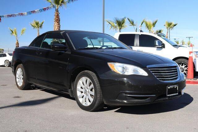 2012 Chrysler 200 Convertible for sale in Las Vegas, NV